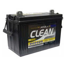 Bateria tracionária para limpadoras de piso