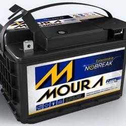 Conector bateria moto