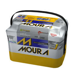 Bateria automotiva 60 ah